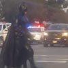 Полицейские отклонили услуги Бэтмена, желавшего им помочь